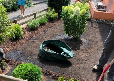 Gartenarbeit 2